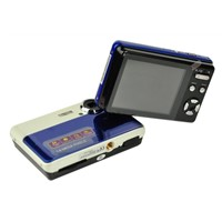 Factory manufacture 2.7TFT LCD digital video camera 12MP,4X Digital zoom Camera S&D-AF