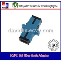 Fiber Optic Adapter (SC/PC SM)