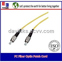 Fiber Optic Patch Cord (FC)