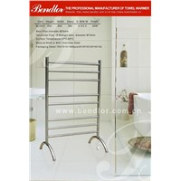 Floor standing removable ELECTRIC TOWEL WARMER/HEATED CLOTHES RACKS(BLG6-5