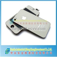 For iPhone4s white lcd digitizer touch screen glass and back cover