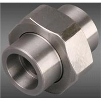 Forged Steel Pipe Fitting - Socket Welded Union