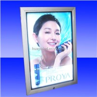 Four sides on aluminum frame light box HPL-SSC-A4