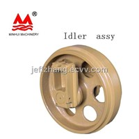 Front idler for bulldozer D3C