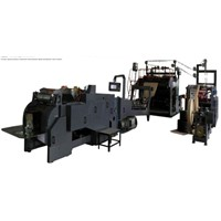 Fully automatic Paper Bag with Handle Making Machine(WFD-430)
