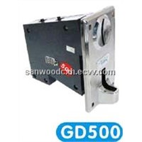 GD500 Multi-coin Acceptor