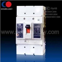 GM8 High Quality Mouled Case Circuit Breaker (MCCB)