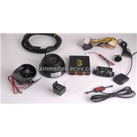 GPS tracker Supports the remote control,Real-Time GSM/GPRS Tracking Vehicle TK106