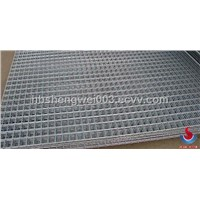 Galvanized Welded Wire Mesh Fence Panel