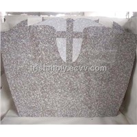 Granite Heading  Stone,Granite Monument,G664