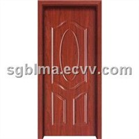 HDF Melamine Mould Door
