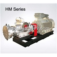 HM series twin screw pump