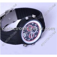 Hidden Camera / Pinhole Camera-CJ-PC2008-3 Waterproof Watch DVR/Mini Spy Camera/Mini DVR