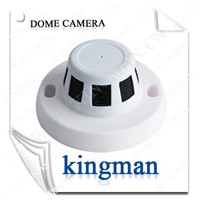 Hidden Smoke Detect Spy Cam Security Camera