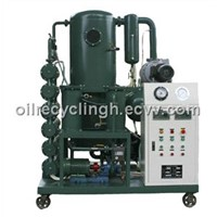 High Efficient Transformer Oil Recycling Machine for Power Plant
