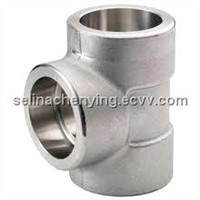 High Pressure  Tee Socket Welded