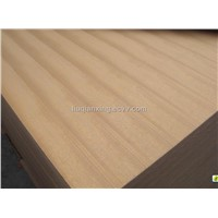 High Quality Burma Teak Plywood