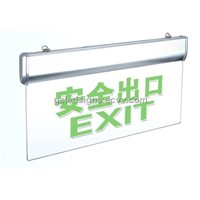 High Quality LED Acrylic Exit Sign