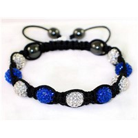 High Quality Shamballa Clay Disco Ball (MJ006)