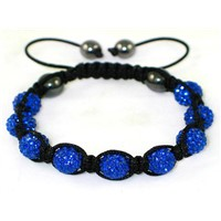 High Quality Shamballa Clay Disco Ball (MJ007)