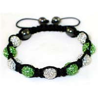 High Quality Shamballa Clay Disco Ball (MJ008)