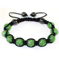 High Quality Shamballa Clay Disco Ball MJ009