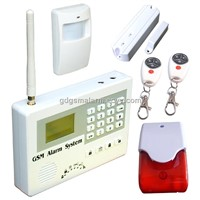 Home GSM Alarm System S110