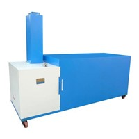 Horizontal Fiber Bagging Machine