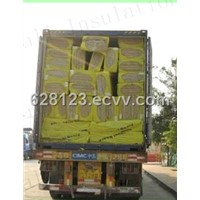 Hot Rock Wool BoardWith ISO, BV, CE Certificate