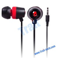 In-ear Stereo Earphones for Mobile Phone / MP3 / MP4 Player