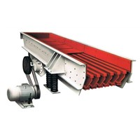 Industrial mine vibrating feeder manufacturer of China