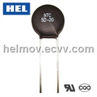 Inrush Current Limiter Power Thermistor 5ohm 7A