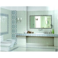 Interior Glazed Ceramic Wall & Floor Tile (2KB4103)