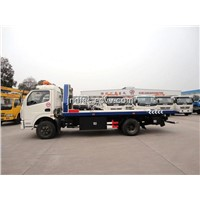 Isuzu Car Carrier Bed Flat Board Wrecker
