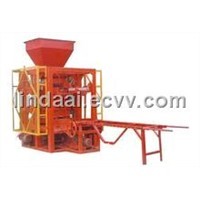 JL10-15 full automatic cement brick machine,block making machine