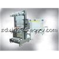 Juice drinks film shrink packaging machine