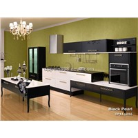 Kitchen Cabinet - Black Pearl-Free Inquire 86-020-36733700 --Free Inquire
