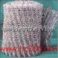 Knitted Wire mesh ,Aluminum knitted wire mesh ,wire mesh for filtering liquid gas