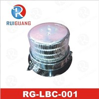 "7"" LED Beacons, Flasher, with Emark (RG-LBC-001)"