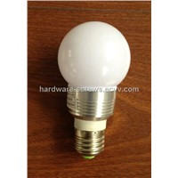 LED Bulbs,AC85-265V, 3W power, 255 lm