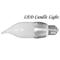 LED Candle Light with High Power LED (PL-CA-E27W3)