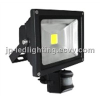 Outdoor LED Floodlighting / LED Tunnel Light / LED Project Light (Motion Sensor Floodlight 20W)