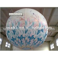 LED inflatable ball for decoration item