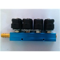 LPG/CNG Injector rail / injection rail / common rail