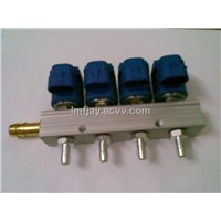 LPG/CNG conversion kit Injection Rail