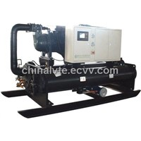 LTMLH(R) Series Screw Compressor Water (Ground) Source Heat Pump