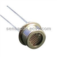 Latest Photocell LDR with metal shell