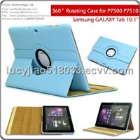 Leather case for  Samsung Galaxy P7500/7510         icool-ss1005