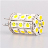 Led G4 Lamp 27PCS Dimmable Bulb 12VAC&12VDC&24VDC Super Bright SMD 5060 Cabinet Ceiling Light