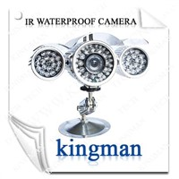 Long Distance 70M Plane-like Bullet Camera Waterproof 72 IR LED CCTV Camera
